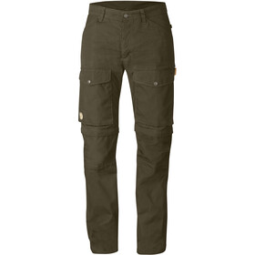Fjällräven No.1 Pantalones Gaiter Mujer, dark olive